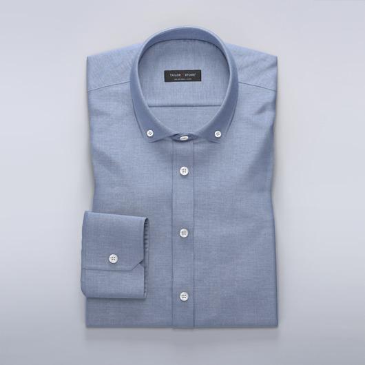 Denimblå skjorta