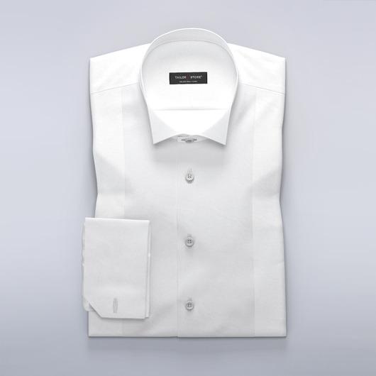 Klassisches weißes Krawatten-Hemd