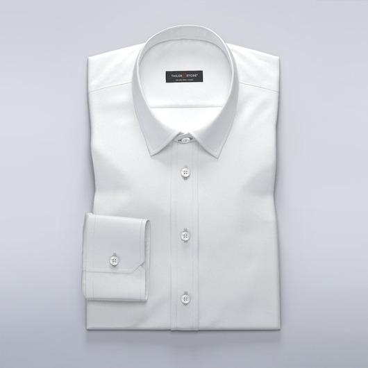 Light luxury white business dress shirt<br>