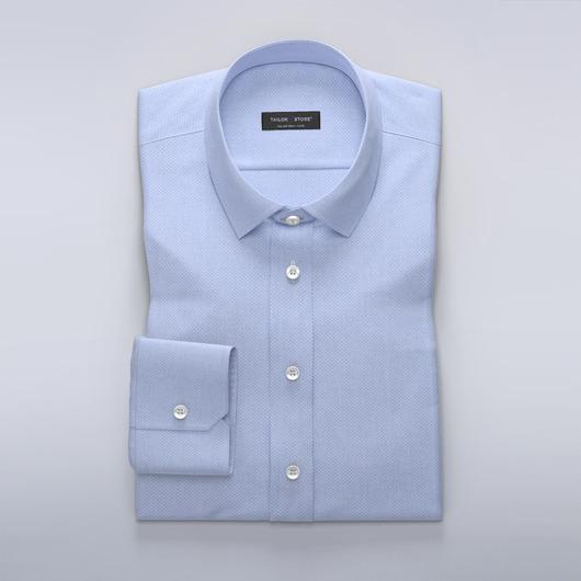 Błękitna koszula slim fit