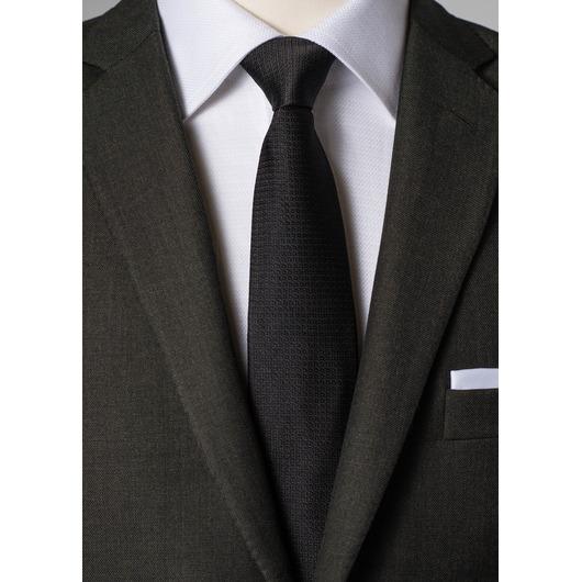 Sort silke slips