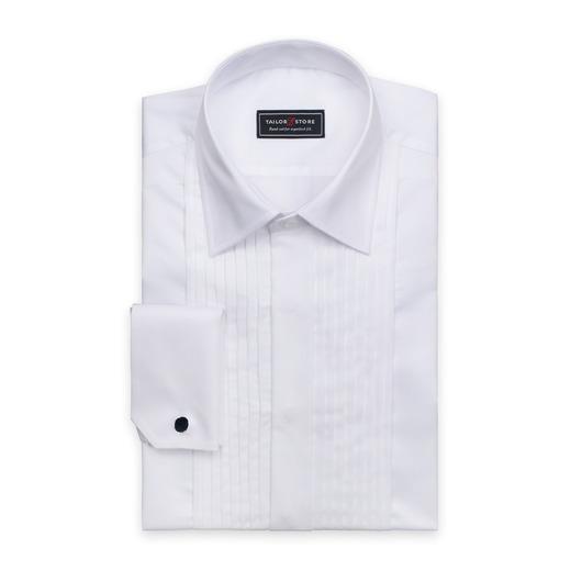 Klassisches Smoking Hemd